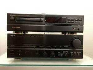 Denon PMA 880R Integrated Amplifier and Denon DCD 1015 CD Playeer