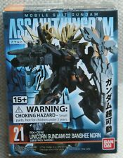 Mobile Suit Gundam Assault Kingdom #21 Unicorn Banshee Norn Loot Crate Exclusive