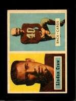 1957 TOPPS #91 LINDON CROW EX DP  *SBA0095