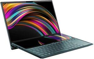 """ASUS ZenBook Duo UX481 14"""" (512 GB, i7, i7-10510U , 16 GB) + pen + case 2YR WTY"""