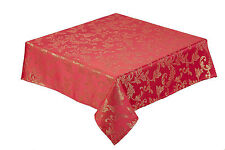 100% Polyester Christmas & Holiday Tablecloths