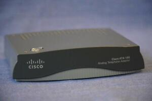 NEW!! Cisco ATA186 Analog Telephone Adapter