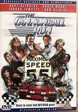 THE CANNONBALL RUN DVD FILM MOVIE BURT REYNOLDS ROGER MOORE
