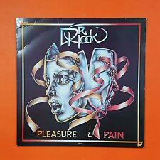 DR HOOK Pleasure & Pain SW 11859 MbC LP Vinyl VG++ Cover VG+ Sleeve