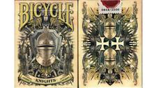 Bicycle Knights Playing Cards Deck Brand New Sealed