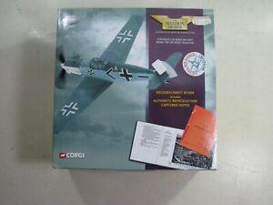 624  Corgi Aviation Archive Messerschmitt Bf190E + Repro Captured Notes 49205