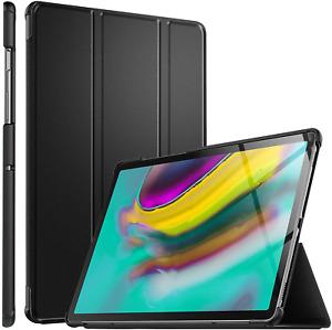 Coque Housse Étui pour Samsung Galaxy Tab S5e T720/T725, Smart Cover Housse