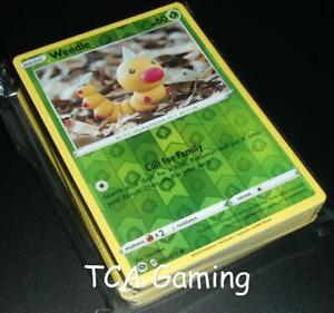 Complete REVERSE HOLO SWSH Champions Path 54 Card Set NEAR MINT Pokemon Cards