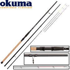 Okuma Feederrute Ceymar 3,90m 60-120g - Angelrute für Brassen und Karpfen