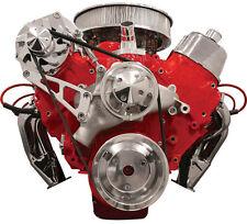 BILLET SPECIALTIES CHEVY FRONT ENGINE SERPENTINE CONVERSION KIT,BBC,TOP,FM2210PC