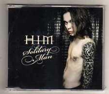 HIM - SOLITARY MAN  - CDS + ENHANCED CD  - SIGILLATO MINT!!!!!