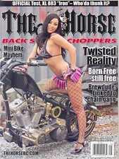 THE HORSE BACKSTREET CHOPPERS No.101 (New Copy) *Free Post To USA,Canada,EU