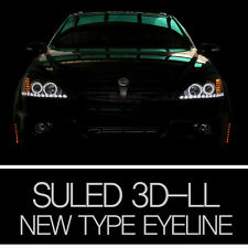 LED Finished 3D-LL Eye Line DIY 2Way 2p For 07 10 Ssangyong Kyron