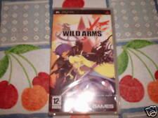 WILD ARMS XF, PAL ESPAÑA ¡¡¡ NUEVO Y PRECINTADO !!!