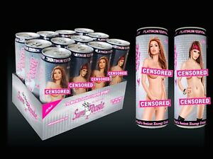 Sum Poosie Energy Drink (All Nude) Cans