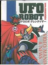 DVD SERIE ATLAS UFO ROBOT GOLDRAKE 9°DVD (prima edizione).GAZZETTA DELLO SPORT