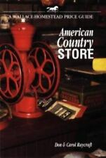 American Country Store (Wallace-Homestead Price Guide)-ExLibrary
