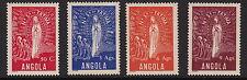 L'Angola:1948 honorant Vierge de Fatima set sg434-7 MINT