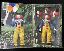 NECA STEPHEN KING'S IT (1990) ULTIMATE PENNYWISE 7 INCH ACTION FIGURE