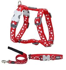 Red Dingo Nylon Dog Harnesses