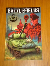 BATTLEFIELDS VOL 5 FIREFLY AND HIS MAJESTY DYNAMITE GRAPHIC NOVEL 9781606901458
