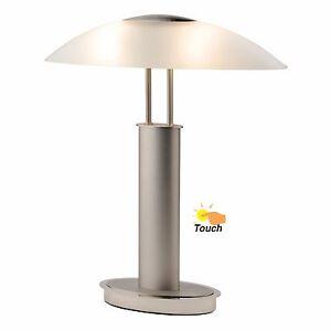 "Avalon Plus LED Touch 18.5"" Table Lamp"