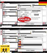 // KFZ diagnóstico Delphi versión 2016.0 DVD software + keygen + video //