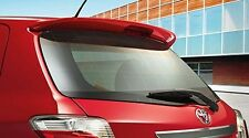 GENUINE TOYOTA YARIS HATCHBACK FACTORY REAR SPOILER 2012-2015 MODELS
