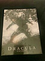 DRACULA UNTOLD Blu-ray Steelbook FILMARENA FAC #5 FULL SLIP RARE NEW & Sealed