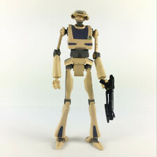 "rare Star Wars The Clone Wars Tactical Droid TA-175 Action figure 3.75"" Kid Toy"