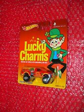 Hot Wheels Lucky Charms Ford F-150    Real Riders    BDR75-0814