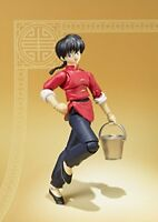 S.H.Figuarts Ranma 1/2 RANMA SAOTOME (Male) Action Figure BANDAI from Japan