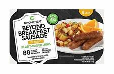 Beyond Meat Breakfast Sausage Links Classic 8.3 Oz 99.6 Ounce Pack of 12
