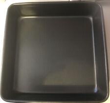 24cm Black Square Non Stick Cake Tin