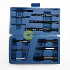 12Pcs Damaged Broken Screw Extractor Stud Puller Bolt Remover Easy Out Set