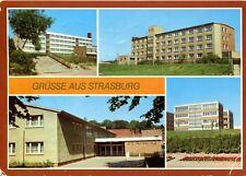 Alte Postkarte - Grüsse aus Strasburg