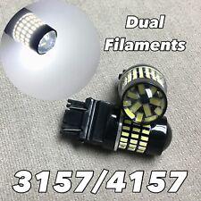 Rear Turn Signal Parking Light 6000K SMD LED Bulb T25 3157 4157 SRCK 78 W1 HA