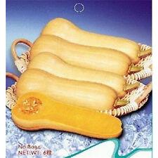 FD2493 Cream Pumpkin Seed Cucurbita Sweet Delicious Hot Seeds ~1 Pack 8 Seeds~