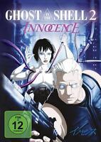 GHOST IN THE SHELL 2 - INNOCENCE DVD ANIME NEU