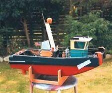 BETSY BEV, Schubschiff. Modelbauplan