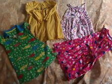 Girls Clothes Bundle Size 4-5 Years. Dresses. 2 from next