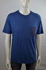 Diesel Seba Azul Camiseta Mangas Cortas Hombres Talla L
