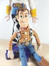 "Toy Story Jessie & Woody Disney Thinkway Original 90's Figures 12"""