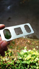 Ford Escort RS COSWORTH Electric Window Switch Cover MIRROR FINISH