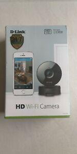 D-Link DSC-936L Wide Angle HD Wi-Fi IP Camera My D-Link Smart Phone App