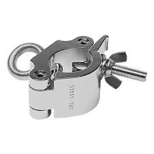 Global Truss Eye Clamp Heavy Duty Clamp with Eyebolt for 50mm Tubing