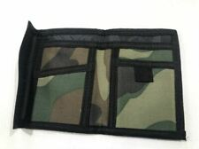 Aventure Travel Wallet Camo Camoflauge Pocket Coins Army Military Style