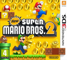 Super Mario Bros 2 Nintendo 3ds UK PAL