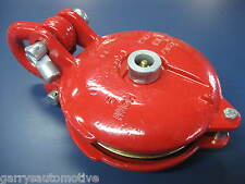 WARN 15640 Snatch Block Pulley 24000lb M12000 Cable Winch 6 Ton 7/16 Wire Rope