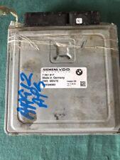 06 BMW 330i/530i ECU ECM ENGINE CONTROL COMPUTER MODULE KEY SET P/N: 7 561 817